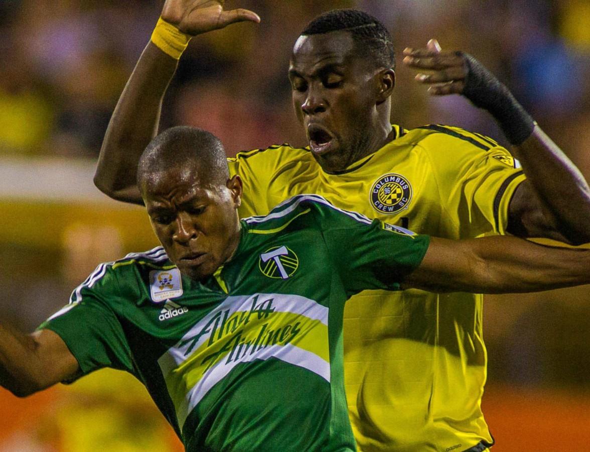 Darlington Nagbe Tony Tchani MLS Cup 12052015