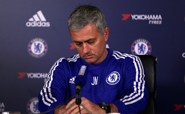 Jose Mourinho Chelsea 17