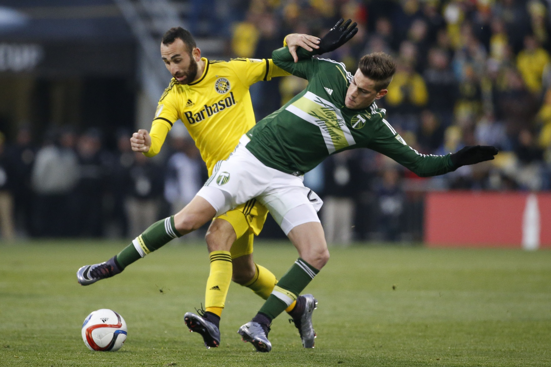 MLS Cup Columbus Portland (USA TODAY Sports)