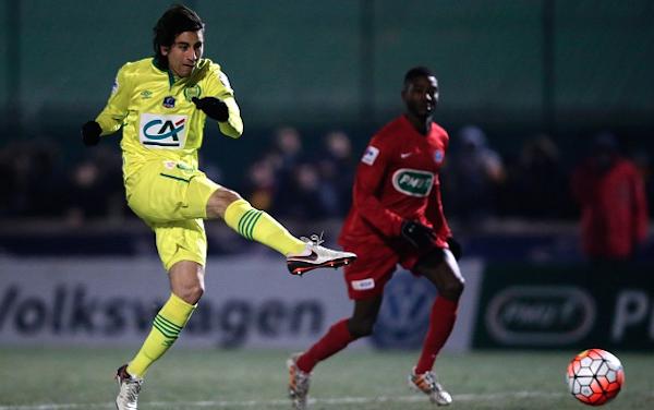 Alejandro Bedoya FC Nantes 21