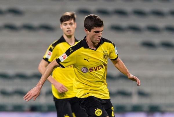 Christian-Pulisic-Getty-Images