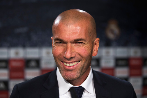 Zinedine-Zidane-Real-Madrid-Getty-Images