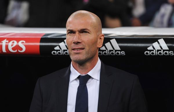 Zinedine-Zidane-Real+Madrid-Getty-Images