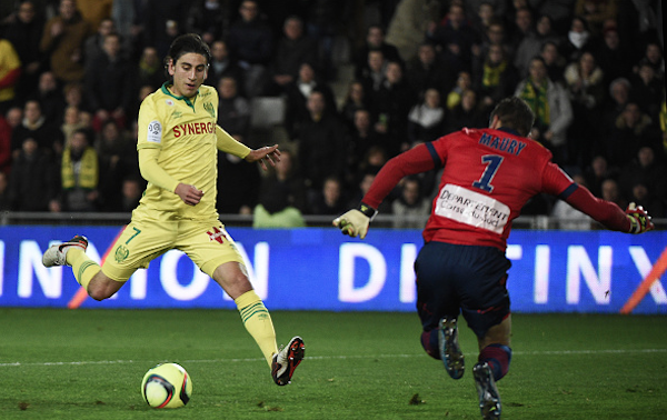Alejandro Bedoya FC Nantes 85