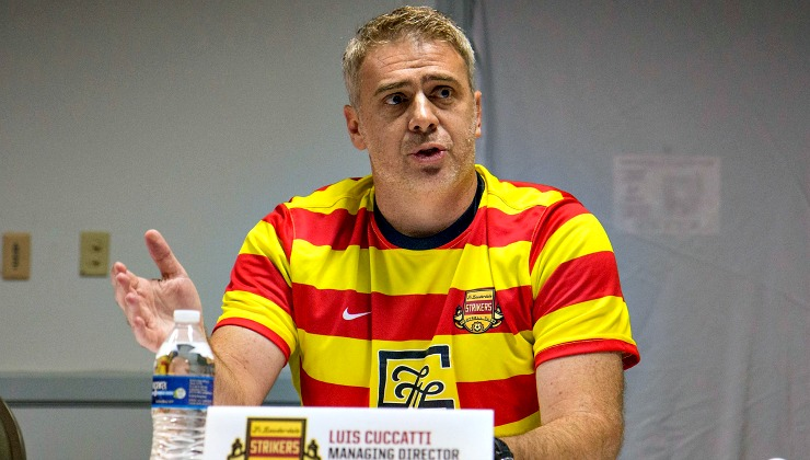 Photo by Fort Lauderdale Strikers