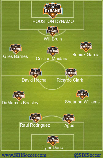 Houston Dynamo XI