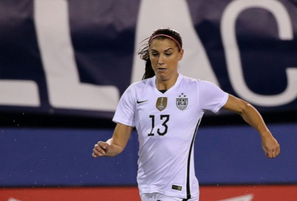 Alex-Morgan-USWNT-Getty-Images
