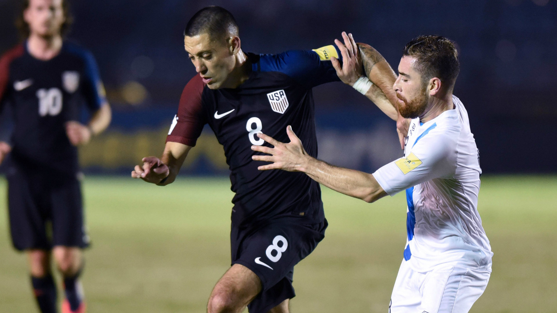 Clint Dempsey USA Guatemala 03262016