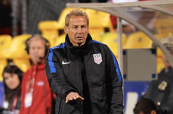 Jurgen Klinsmann USMNT Guatemala 70