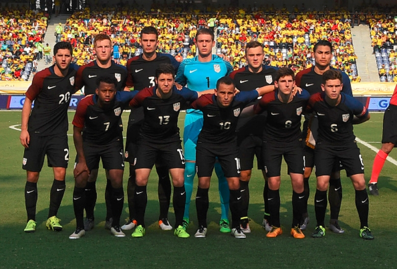 US-Colombia-Lineup-Getty