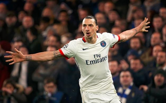 Zlatan-Ibrahimovic-PSG-Getty