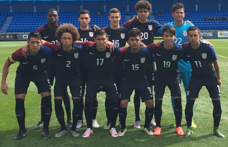 160428 U19MNT vs Slovakia