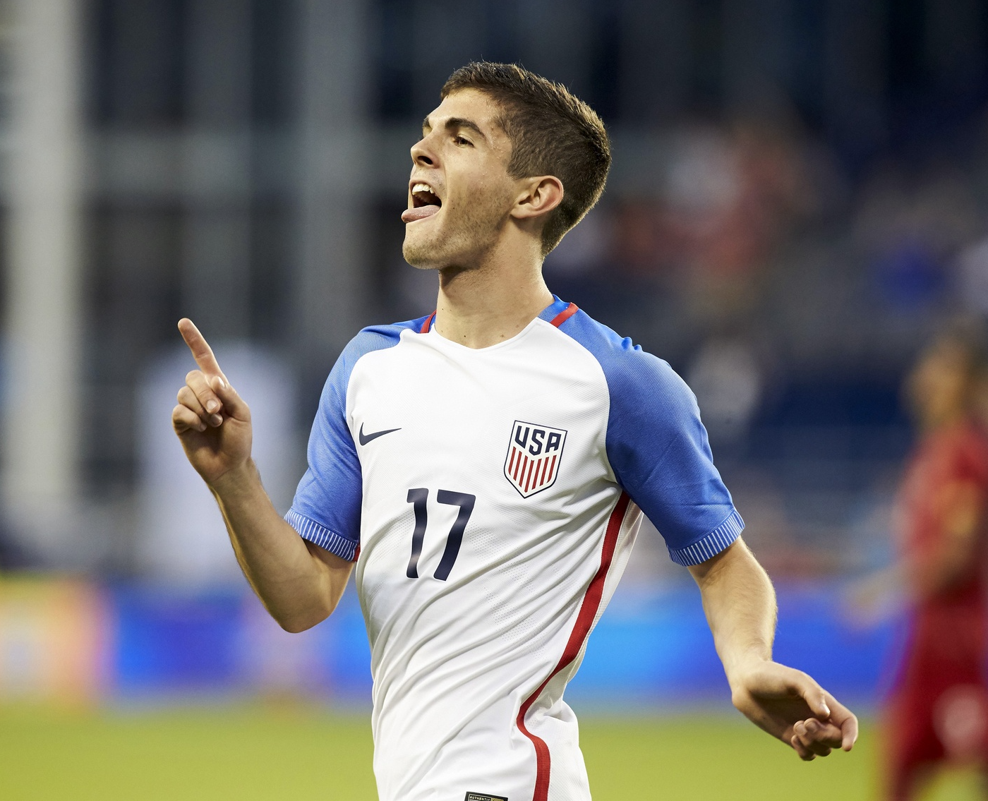 Christian Pulisic USA Bolivia 05282016