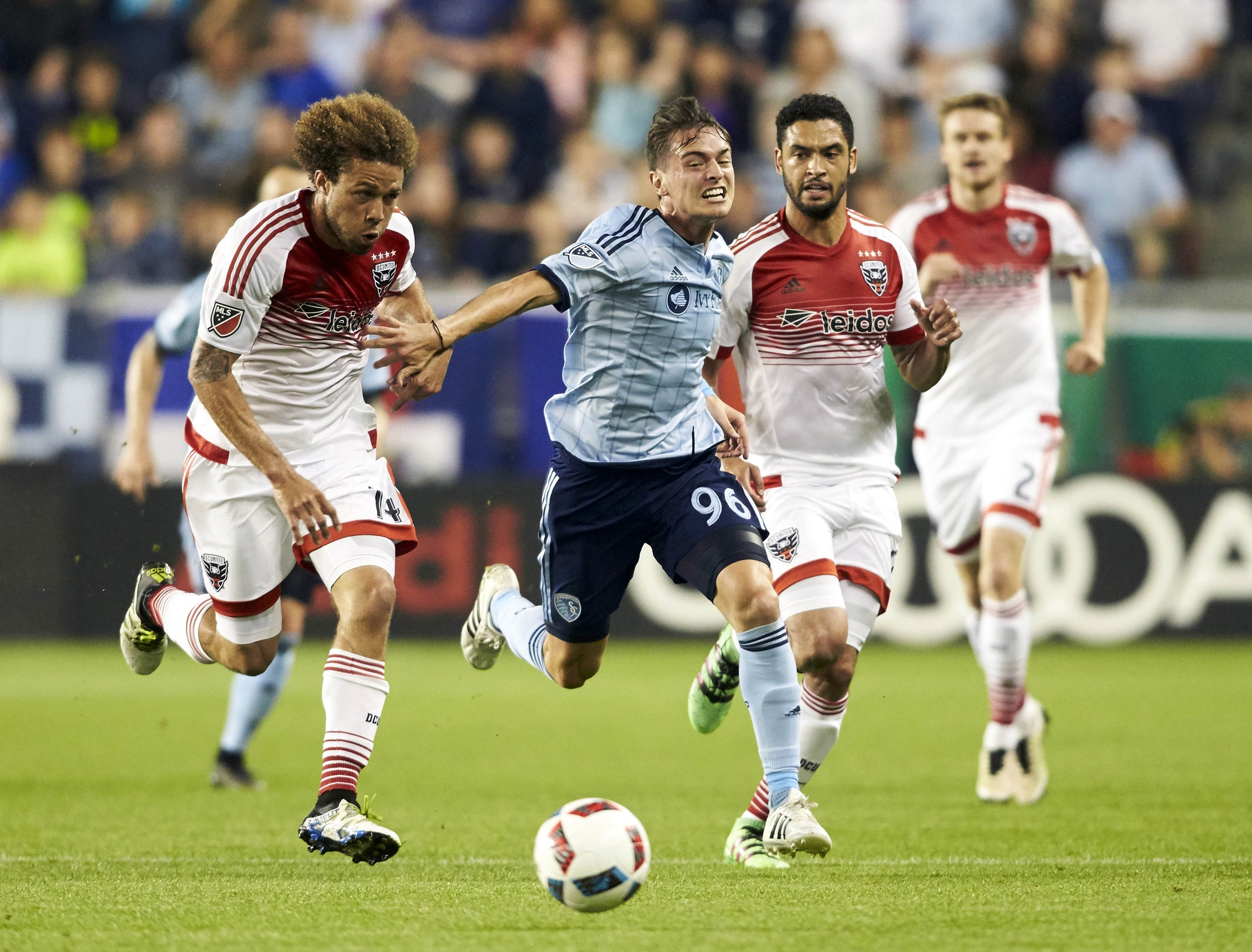 D.C. United Sporting KC 05272016