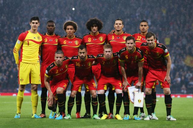 Belgium-National-Team