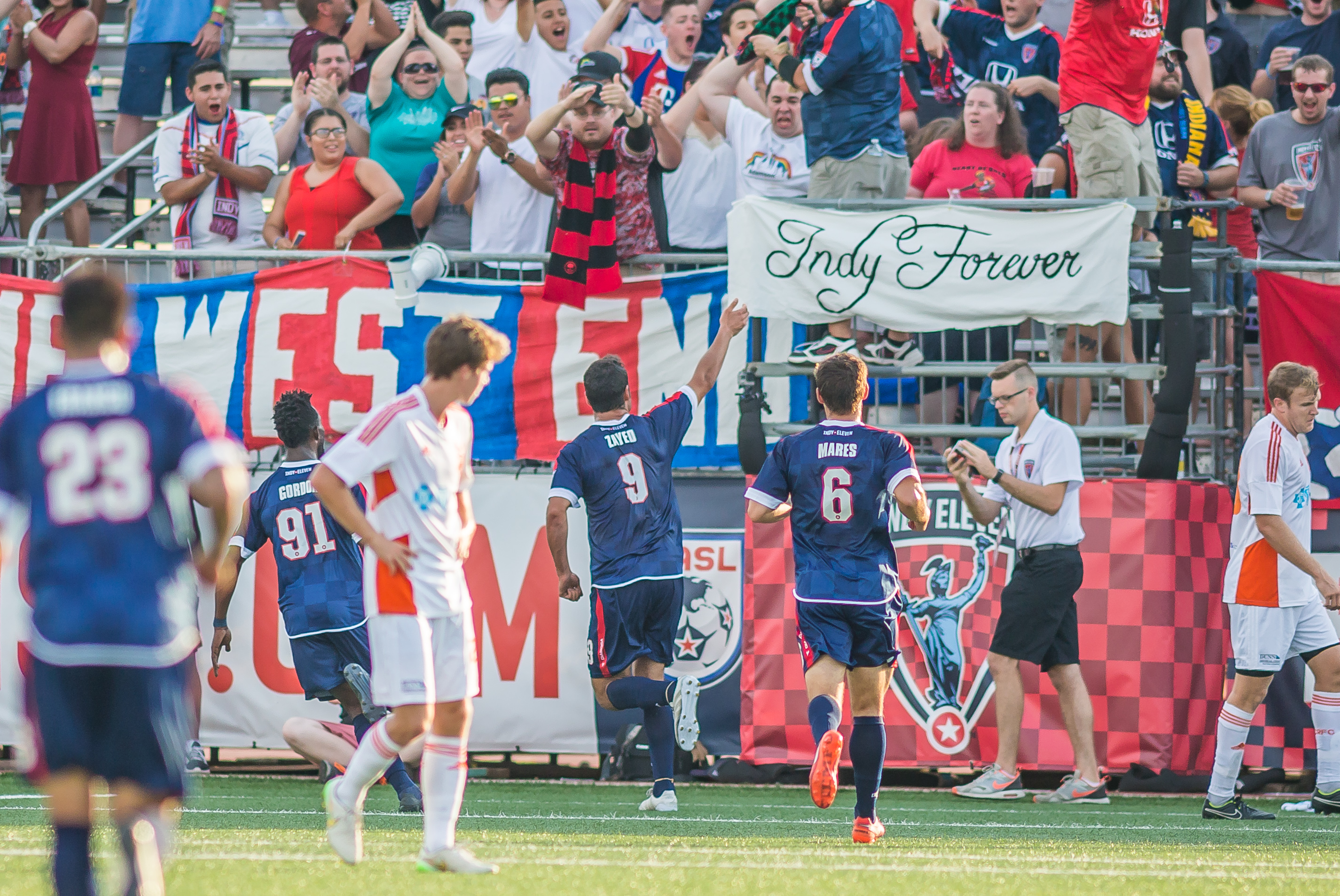 INDvCAR photo by Indy Eleven
