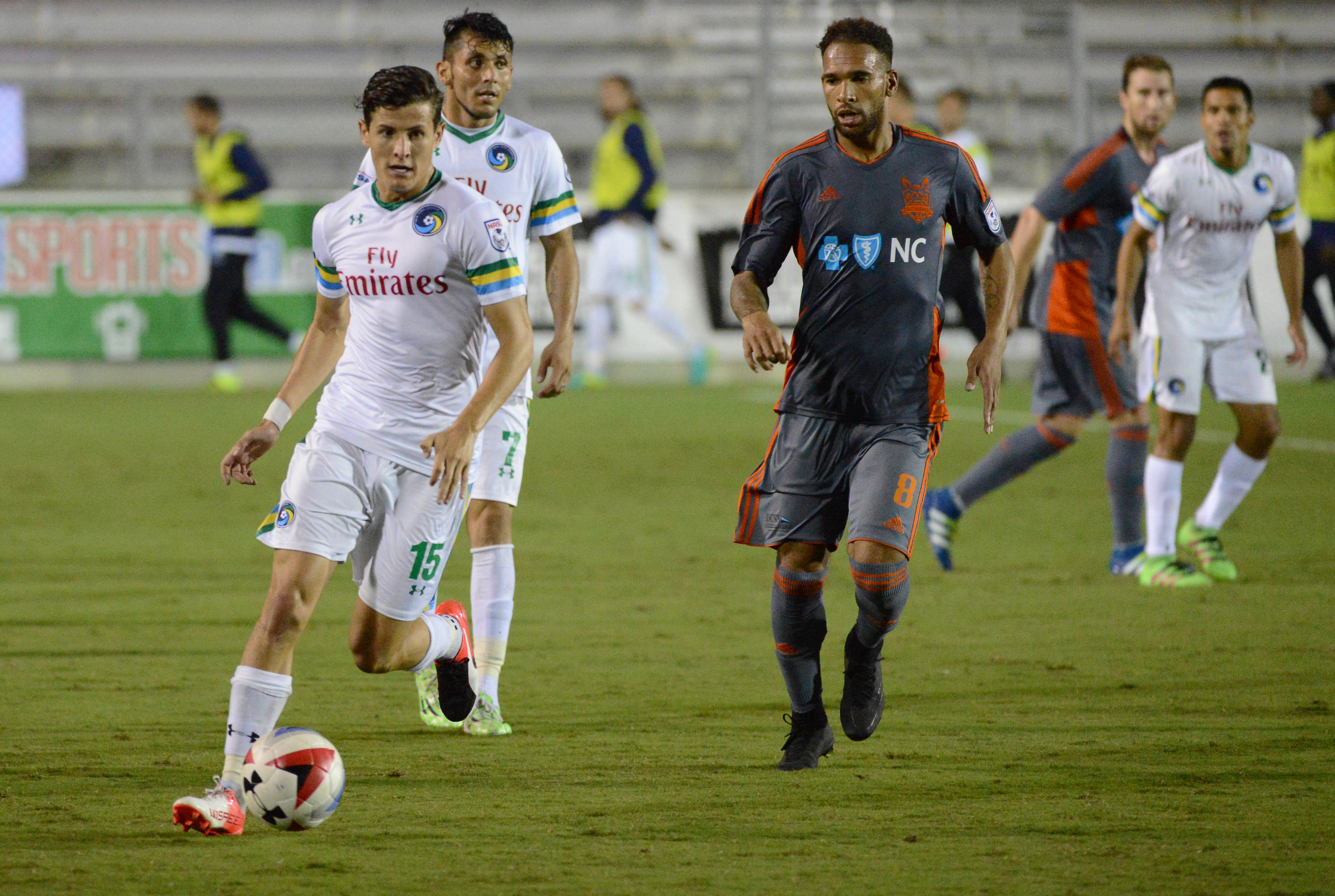 Photo by Rob Kinnan/Carolina RailHawks