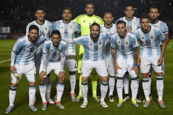 Argentinas-football-team