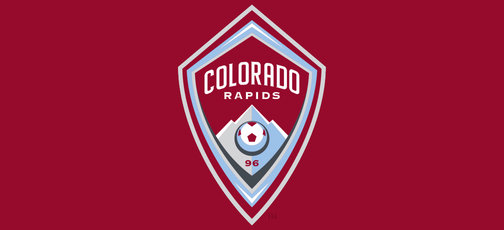 2020 Colorado Rapids Logo Panel