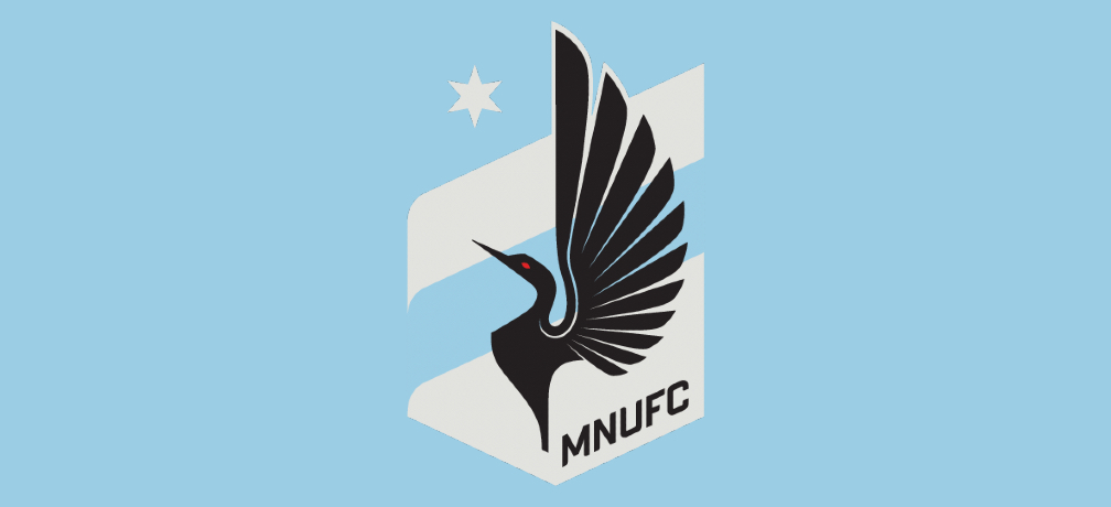 Minnesota United logo panel