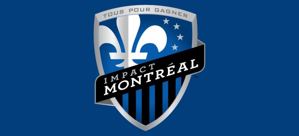 2020 Montreal Impact Logo Panel