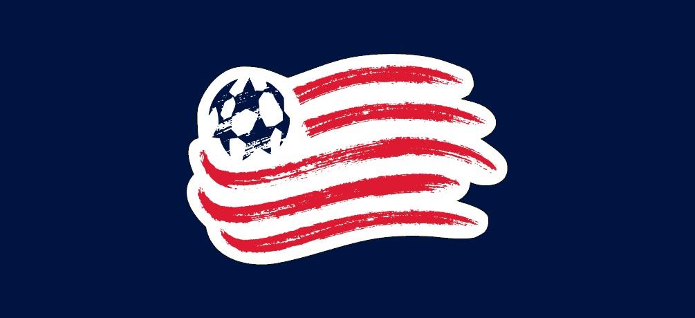 New England Revolution Logo Panel 2020