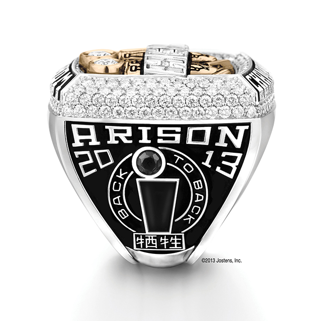 Watch The Miami Heat Receive Their Nba Championship Rings For The Win