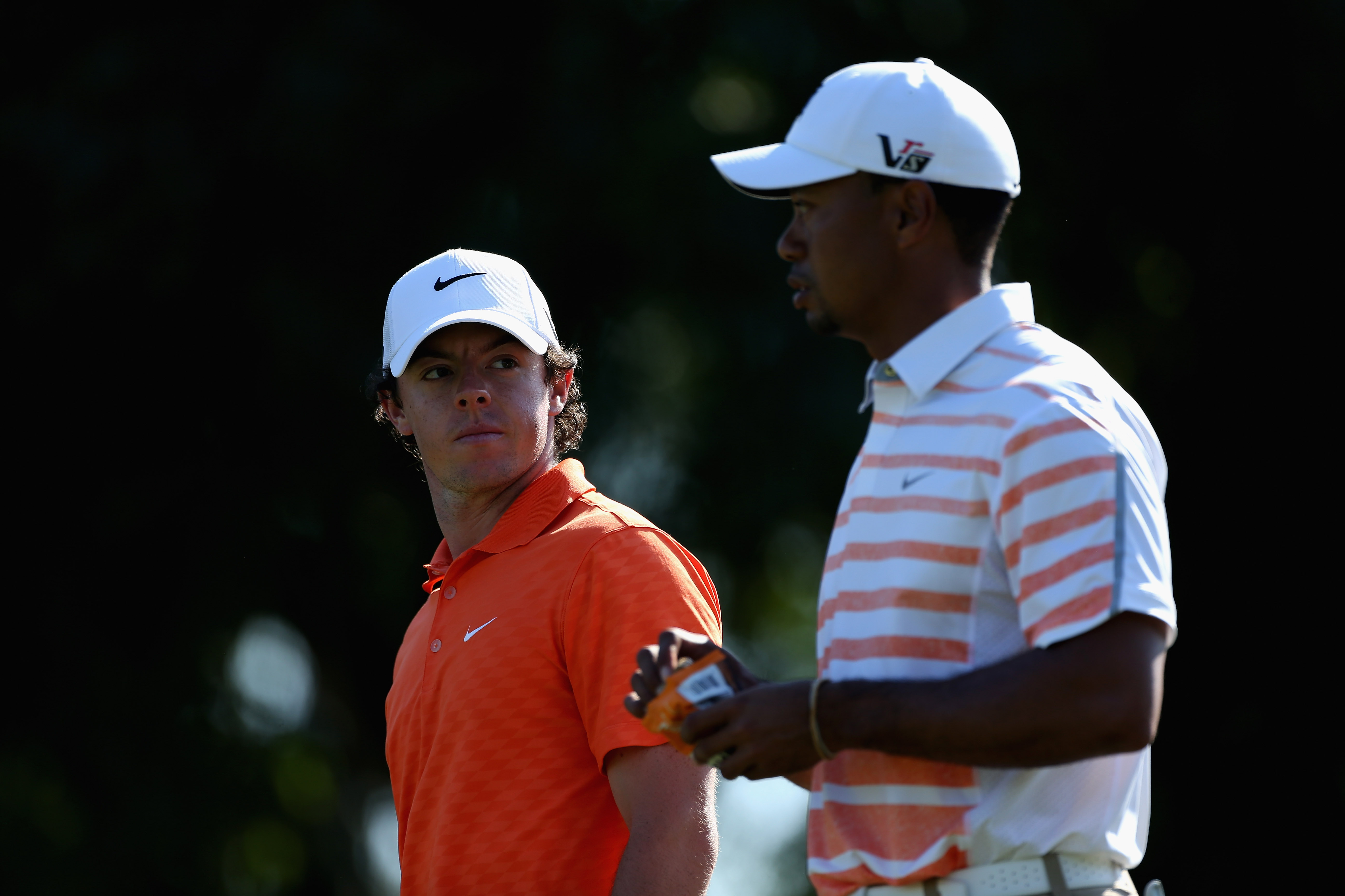 You won't believe Rory McIlroy's lead in the World Golf ...