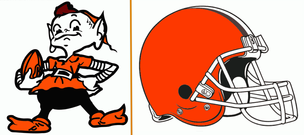 Cleveland Browns unveil new logo that's just as boring as ...