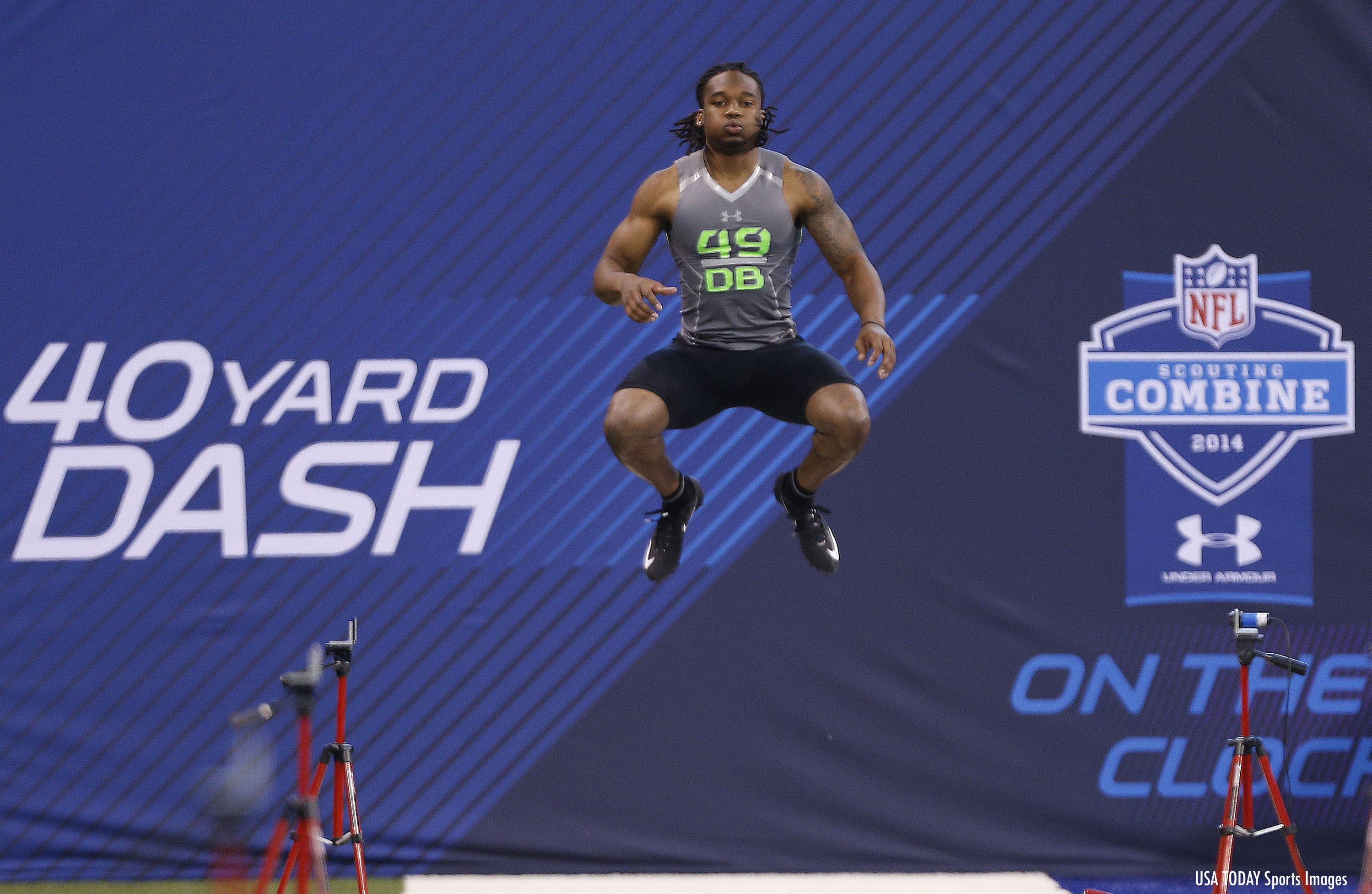 The NFL draft combine is dumb | For The Win