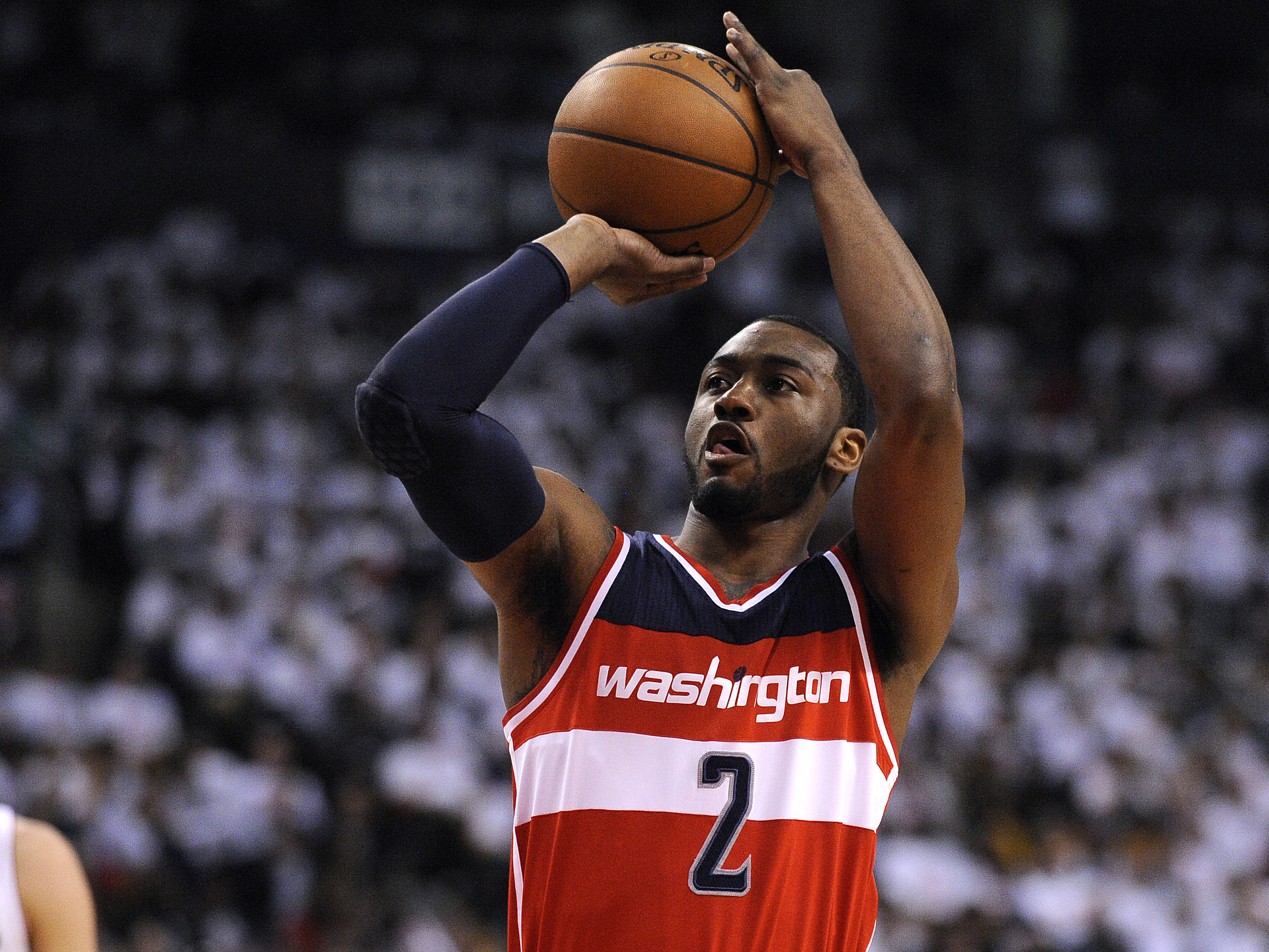 How could John Wall play with fractures in his hand and wrist? A ...