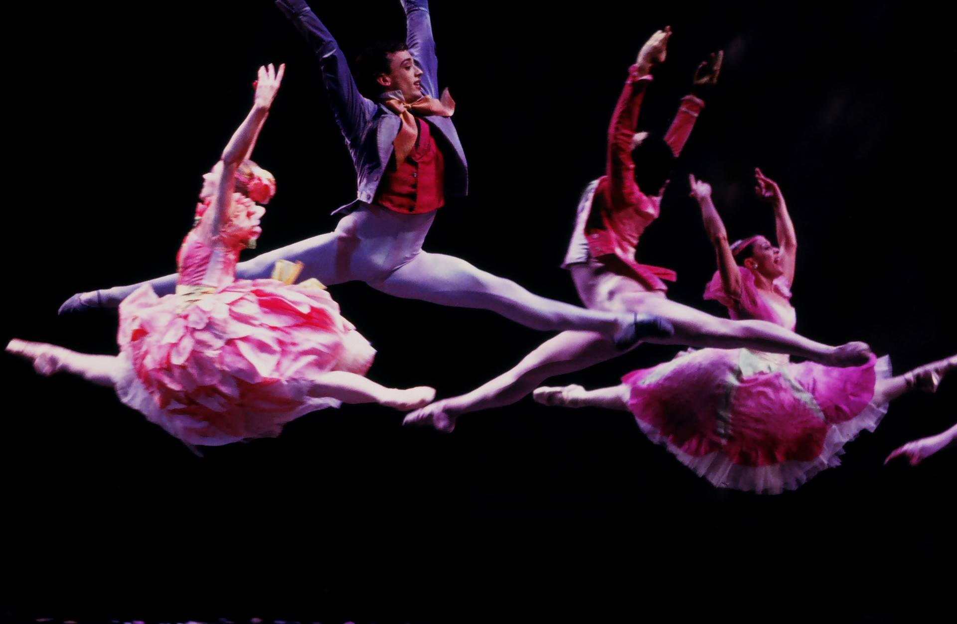 Beneath The Beautiful Ballet A Brutal Toll On The Body For The Win