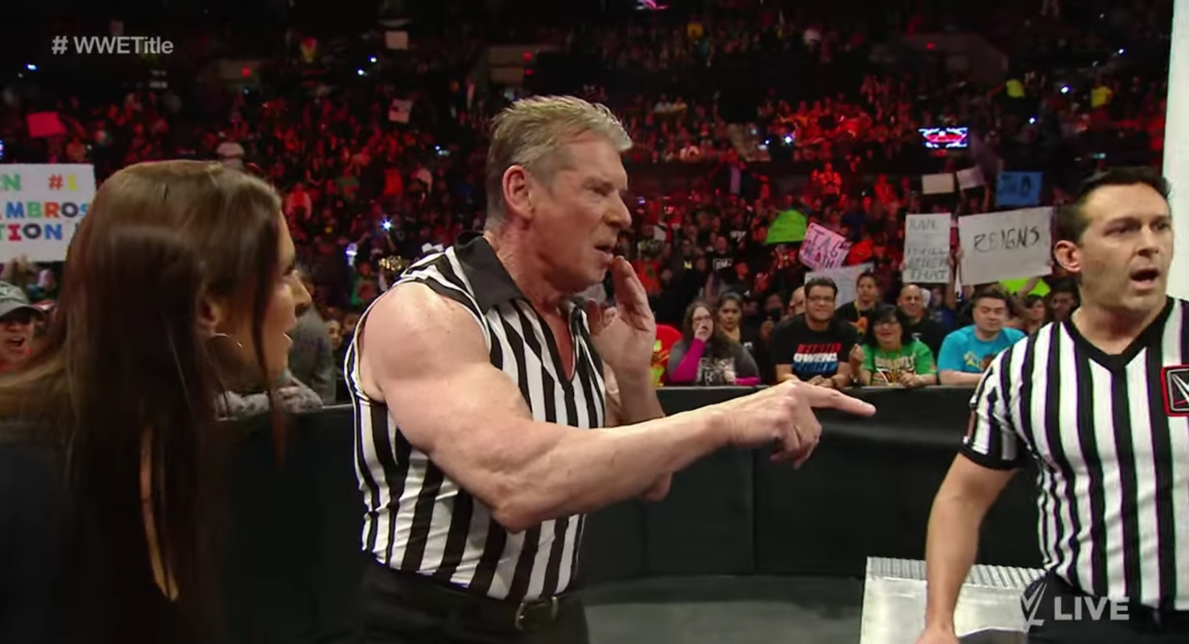 70 Year Old Vince Mcmahon Is Still Absolutely Jacked For ...