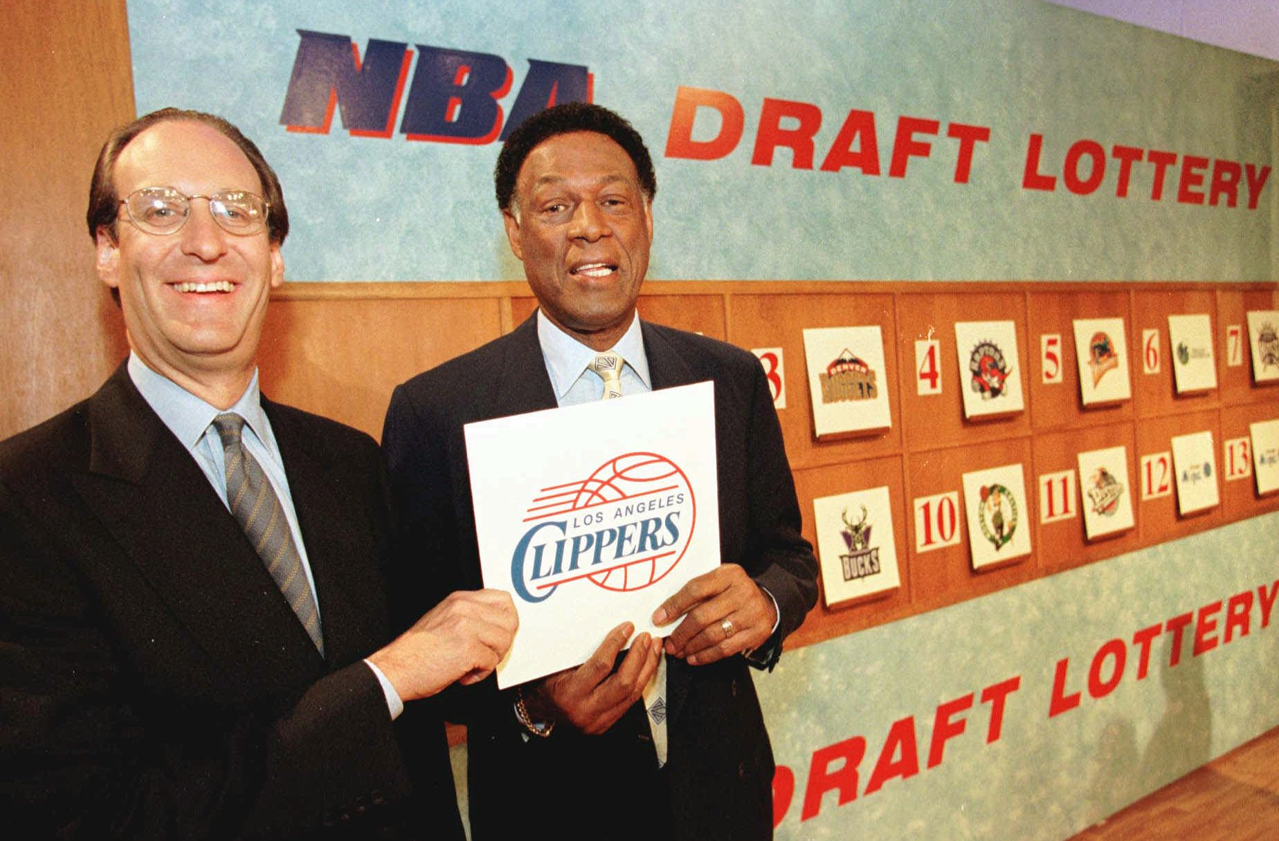 the 10 greatest nba draft lottery moments ranked for