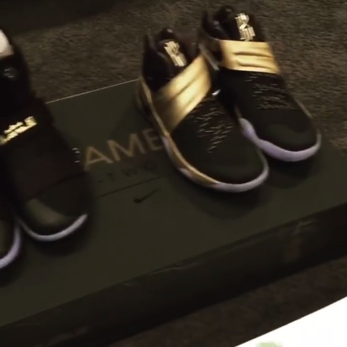 Kyrie Irving reveals special Nike pack