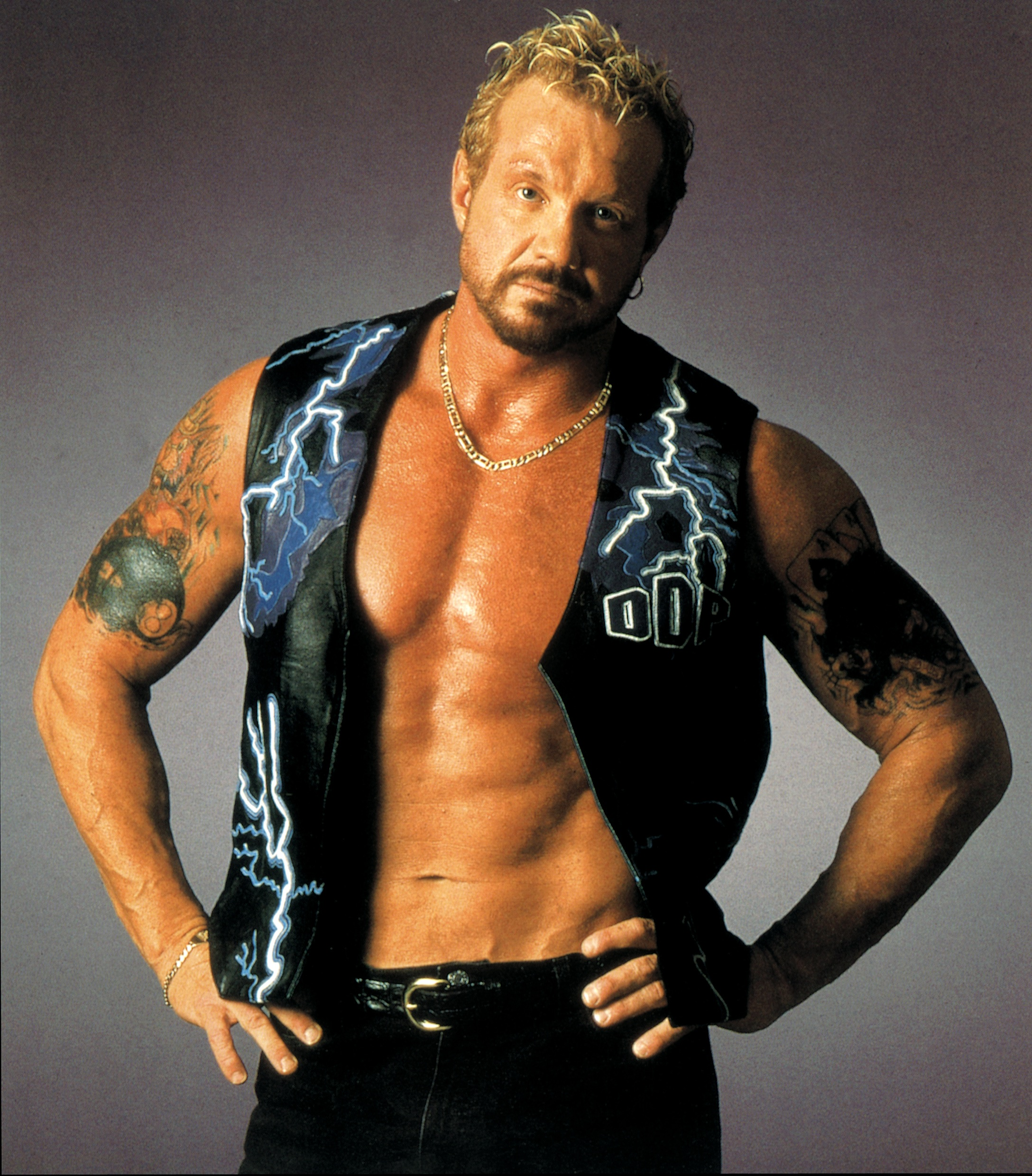 Wwe Hall Of Famer Diamond Dallas Page Nobody Had Ever Done It The Way Ddp Did It For The Win