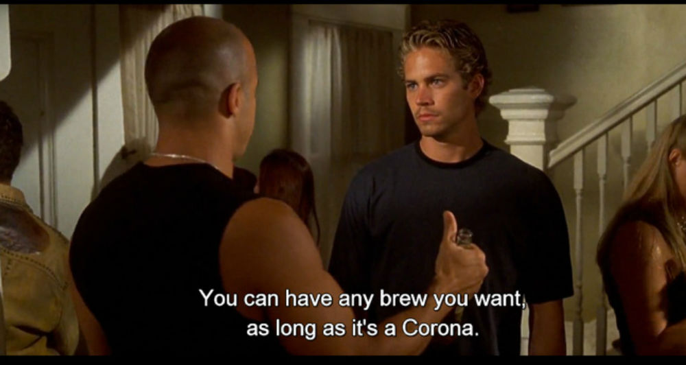 The touching theory on why there's no Corona in 'The Fate of the Furious' |  For The Win
