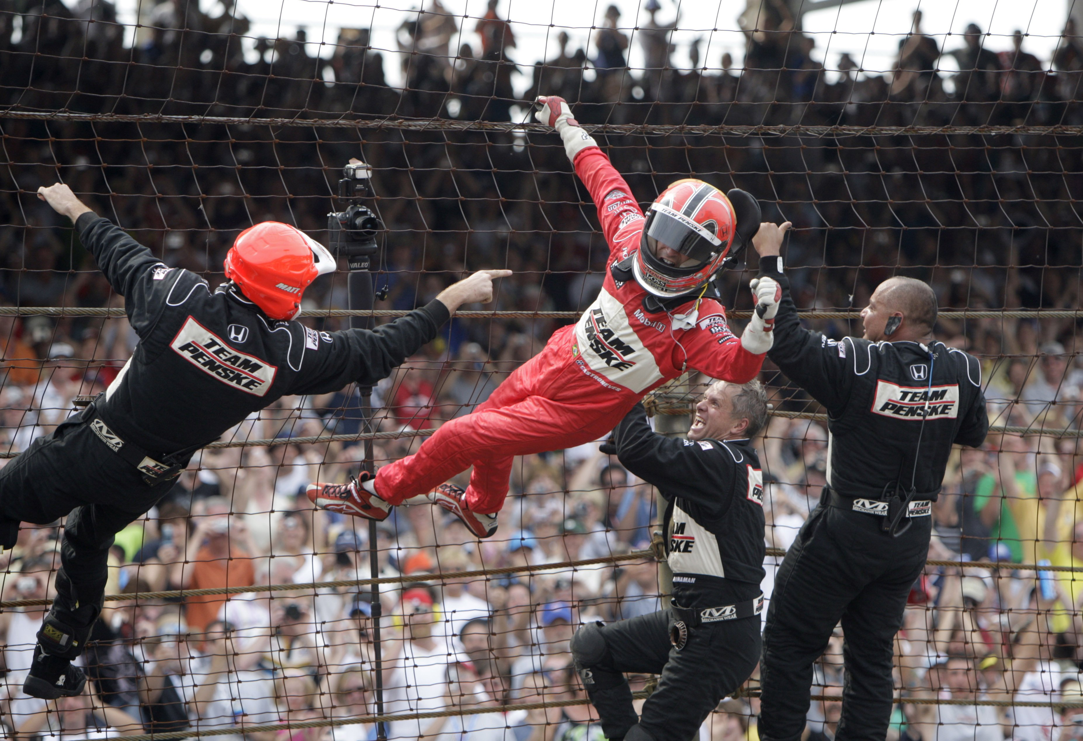The Thrill Of Winning The Indy 500 Never Wears Off This Place Is Magical For The Win