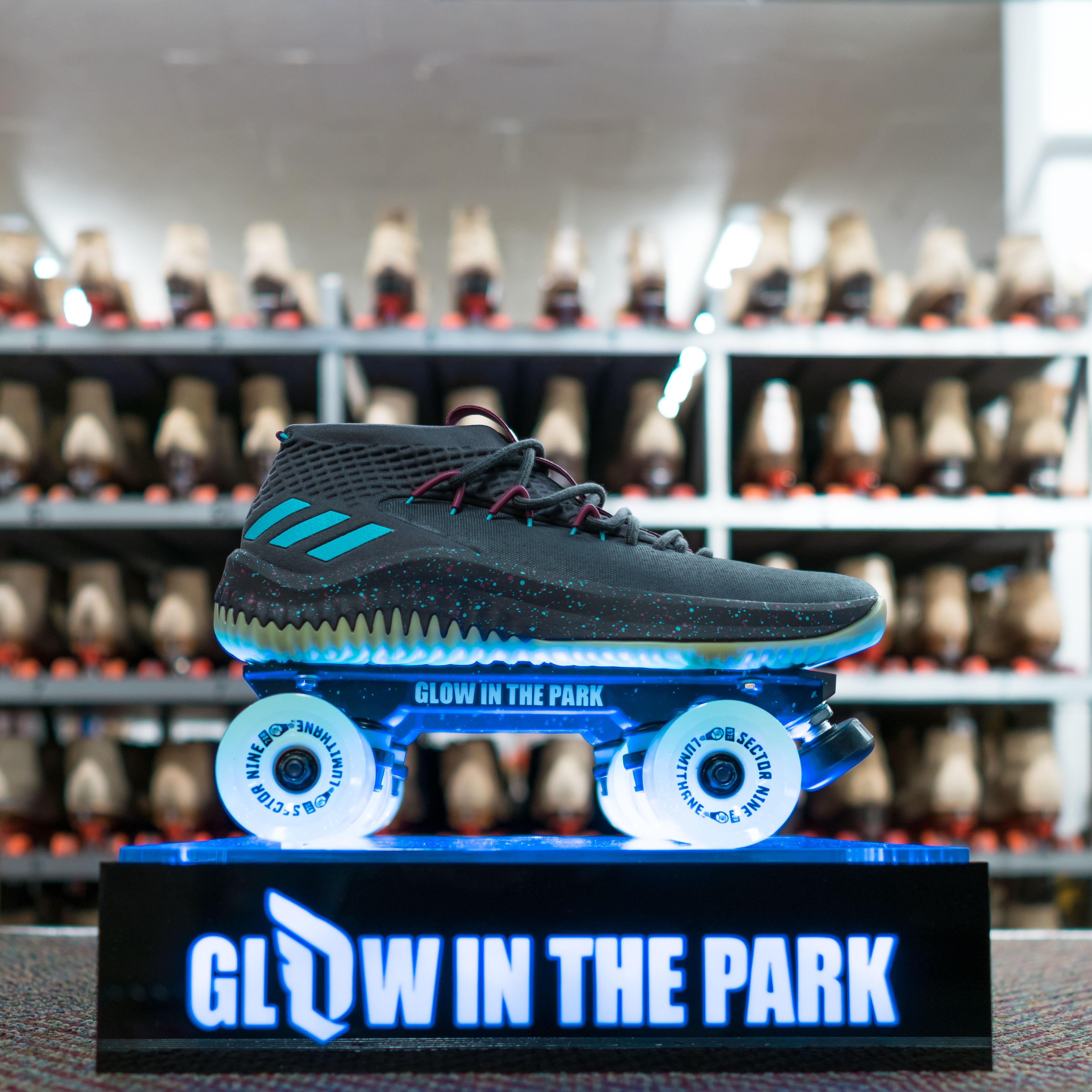 Adidas turned Damian Lillard's shoes