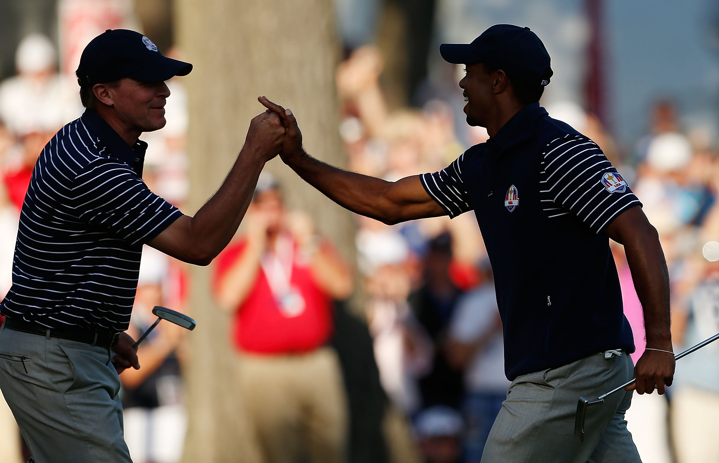Why isn't Tiger Woods any good at the Ryder Cup?