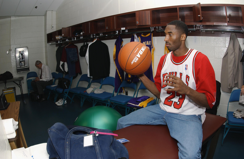 Michael Jordan jersey to NBA Finals