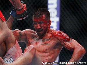 Estevan Payan, UFC 160, Las Vegas