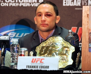 Frankie Edgar