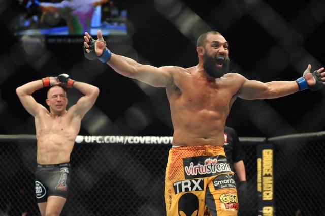 MMA: UFC 167-St-Pierre vs Hendricks