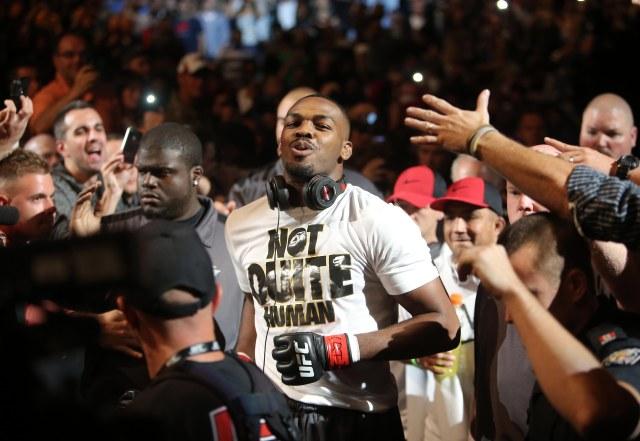 MMA: UFC 165-Jones vs Gustafsson
