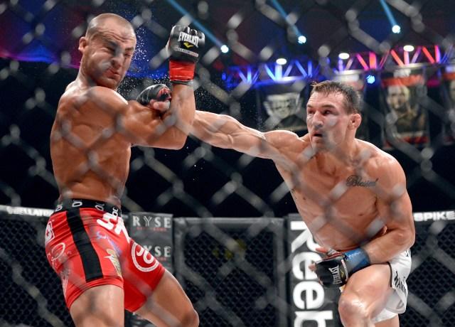 MMA: BFC PPV-Alvarez vs Chandler