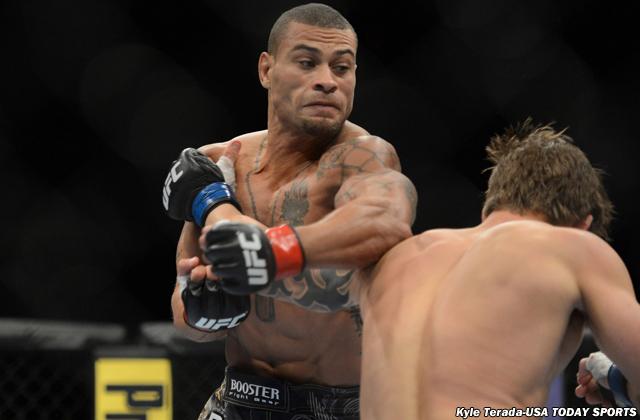 MMA: UFC on FOX 9-Trujillo vs Bowling