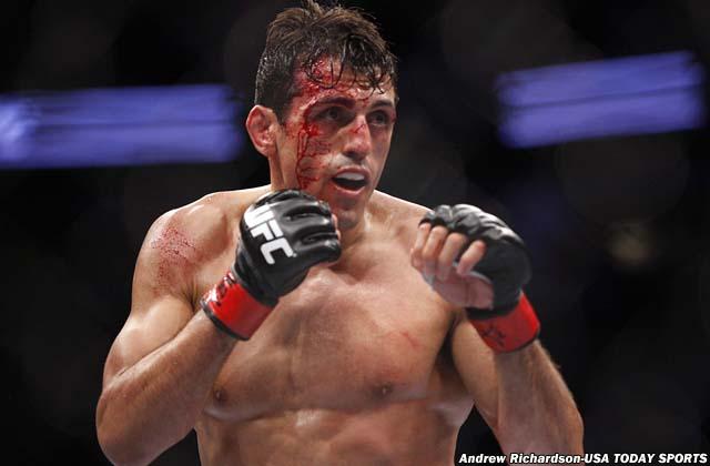 MMA: UFC 166-Sotiropoulos vs Noons