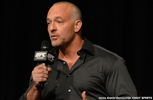 MMA: UFC 168-Press Conference