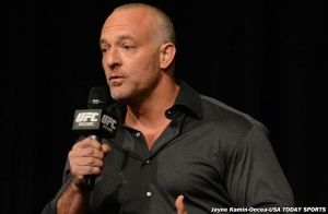 MMA: UFC 168-Press Conference